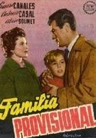 Familia provisional (1958) plakat