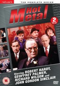 Hot Metal (1986) plakat