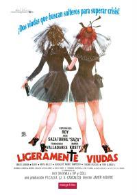 Ligeramente viudas (1975) plakat