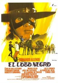 El Lobo negro (1981) plakat