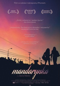 Mandarynka (2015) plakat
