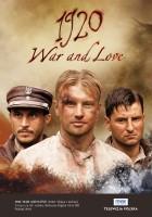 plakat - 1920. Wojna i miłość (2010)