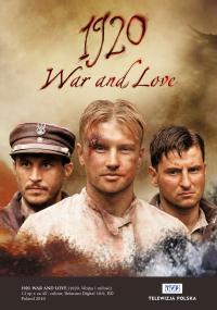 1920. Wojna i miłość (2010) plakat