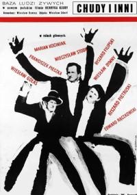 Chudy i inni (1966) plakat