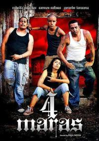 4 maras (2012) plakat