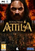 plakat - Total War: Attila (2015)