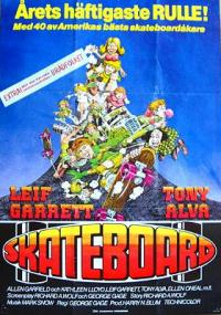 Skateboard (1978) plakat