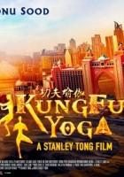 plakat - Kung Fu Yoga (2017)
