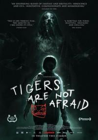 Tygrysy się nie boją (2017) plakat