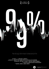 99%: The Occupy Wall Street Collaborative Film (2013) plakat