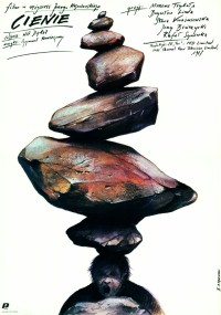 Cienie (1987) plakat