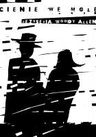 plakat - Cienie i mgła (1991)