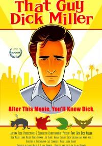 That Guy Dick Miller (2014) plakat