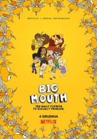 Big Mouth (2017) plakat