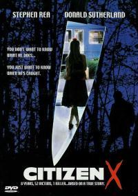 Obywatel X (1995) plakat