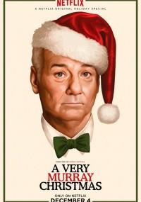 A Very Murray Christmas (2015) plakat