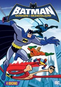 Batman: Odważni i bezwzględni (2008) plakat