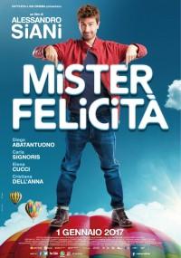 Mister Felicità (2017) plakat