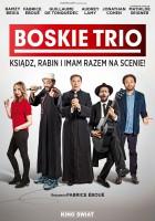 plakat - Boskie trio (2017)