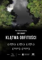 plakat - Klątwa obfitości (2018)