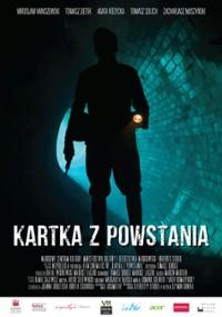 Kartka z powstania (2018) plakat