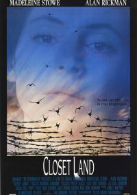 Closet Land (1991) plakat