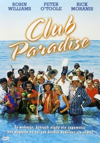 """Klub """"Raj"""" (1986) plakat"""