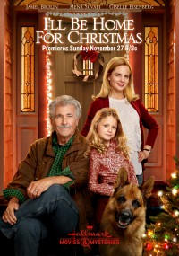 I'll Be Home for Christmas (2016) plakat