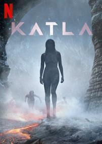 Katla (2021) plakat