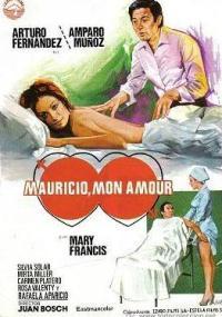 Mauricio, mon amour (1976) plakat