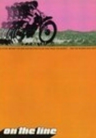 On the Line (1971) plakat