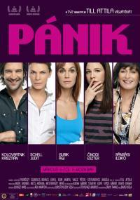 Pánik (2008) plakat