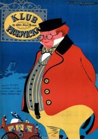 Klub Pickwicka (1952) plakat