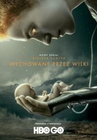 Wychowane przez wilki (2020) plakat