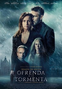 Ofiara dla burzy (2020) plakat