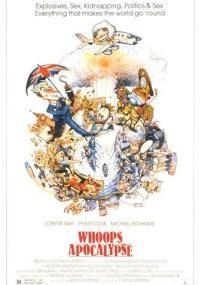 Bum! Koniec świata (1988) plakat