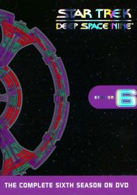 Star Trek: Stacja kosmiczna (1993) plakat