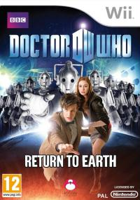 Doctor Who: Return to Earth (2010) plakat
