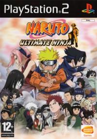 Naruto: Ultimate Ninja (2003) plakat