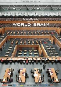 Google i elektroniczny mózg świata (2013) plakat