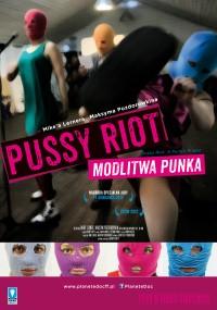 Pussy Riot. Modlitwa punka (2013) plakat