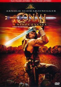 Conan Niszczyciel (1984) plakat