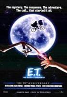 E.T. the Extra-Terrestrial: 20th Anniversary Celebration (2002) plakat