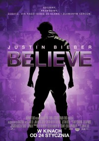 Justin Bieber: Believe (2013) plakat