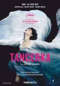 Tancerka (2016) plakat