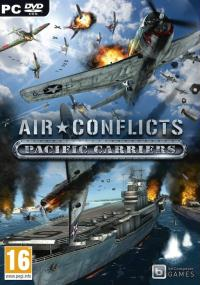 Air Conflicts: Pacific Carriers (2012) plakat