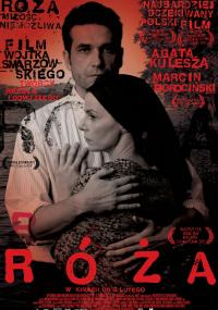Róża (2011) plakat