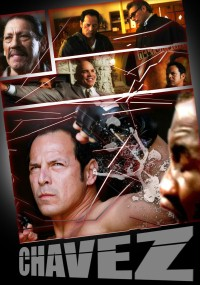 Chavez Cage of Glory (2013) plakat