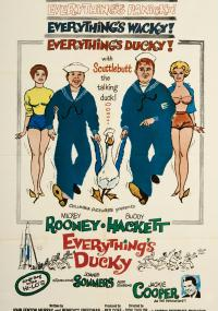 Everything's Ducky (1961) plakat