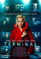plakat - Terminal (2018)